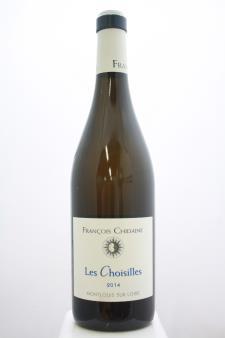 Francois Chidaine Montlouis Les Choisilles 2014