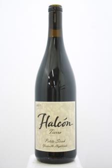 Halcon Vineyards Petite Sirah Tierra 2017