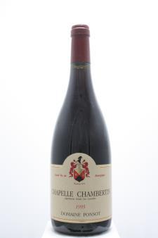 Ponsot Chapelle-Chambertin 1995