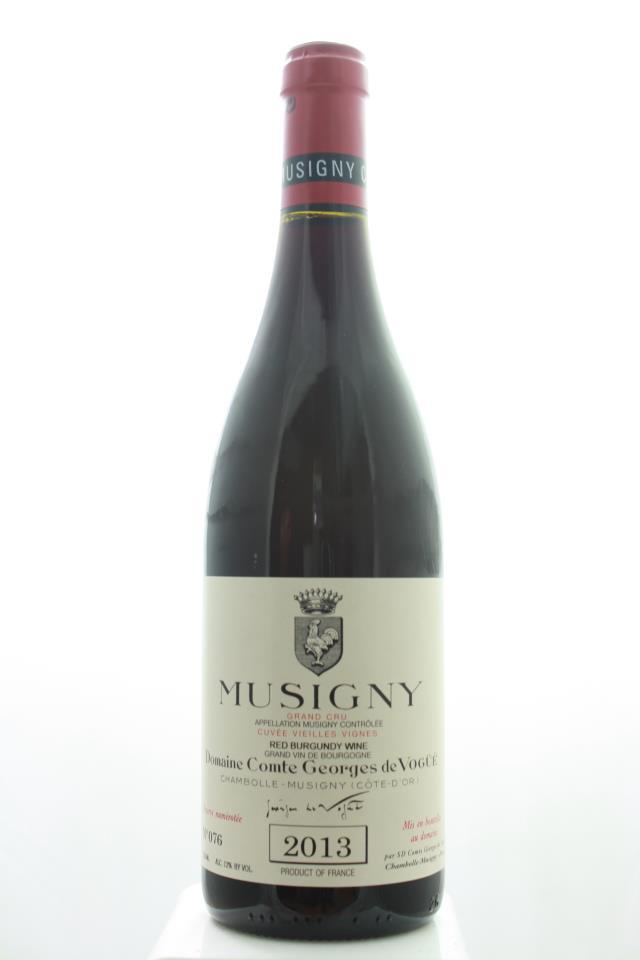 Comte Georges de Vogüé Musigny Cuvée Vieilles Vignes 2013