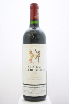 Clerc Milon 2005