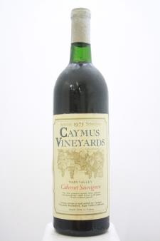 Caymus Cabernet Sauvignon Special Selection 1975