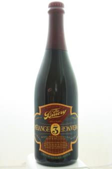 The Bruery Mélange No. 3 Barrel-Aged Blended Ale Dark & Delicious Black & Tan 2011