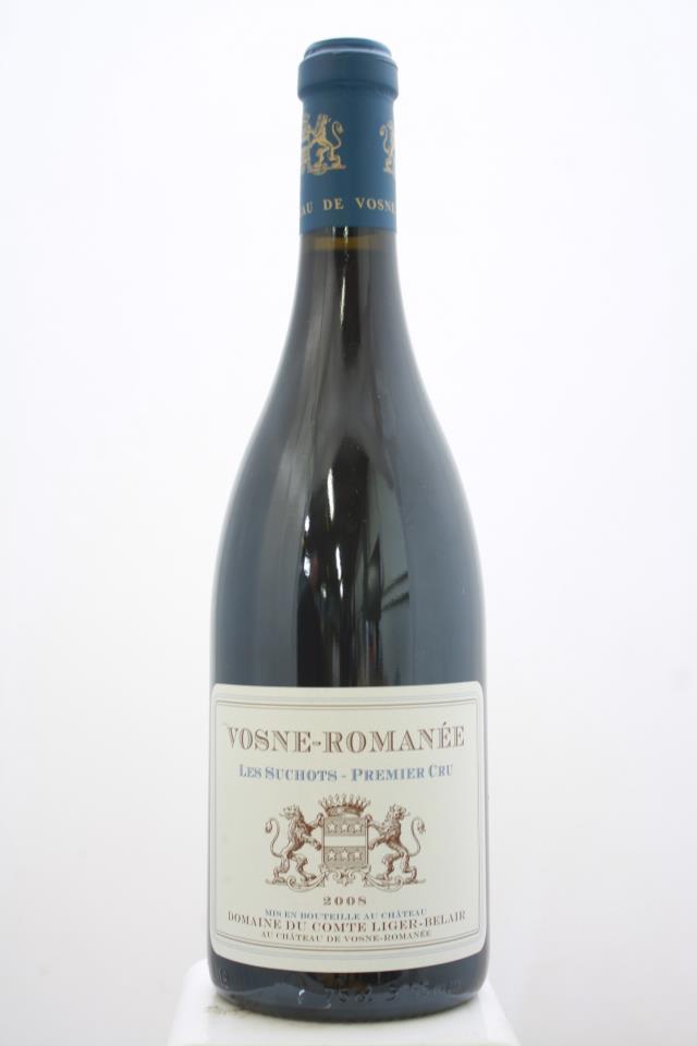 Comte Liger-Belair Vosne-Romanée Les Suchots 2008