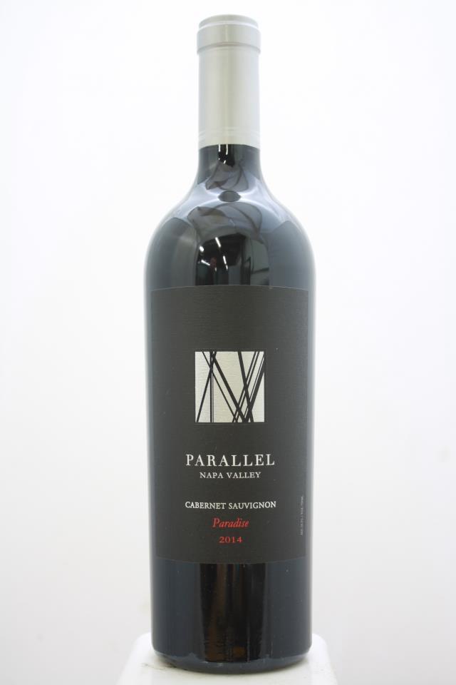 Parallel Cabernet Sauvignon Paradise 2014