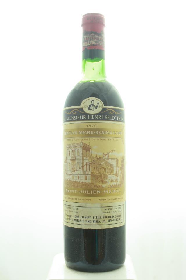 Ducru-Beaucaillou 1970