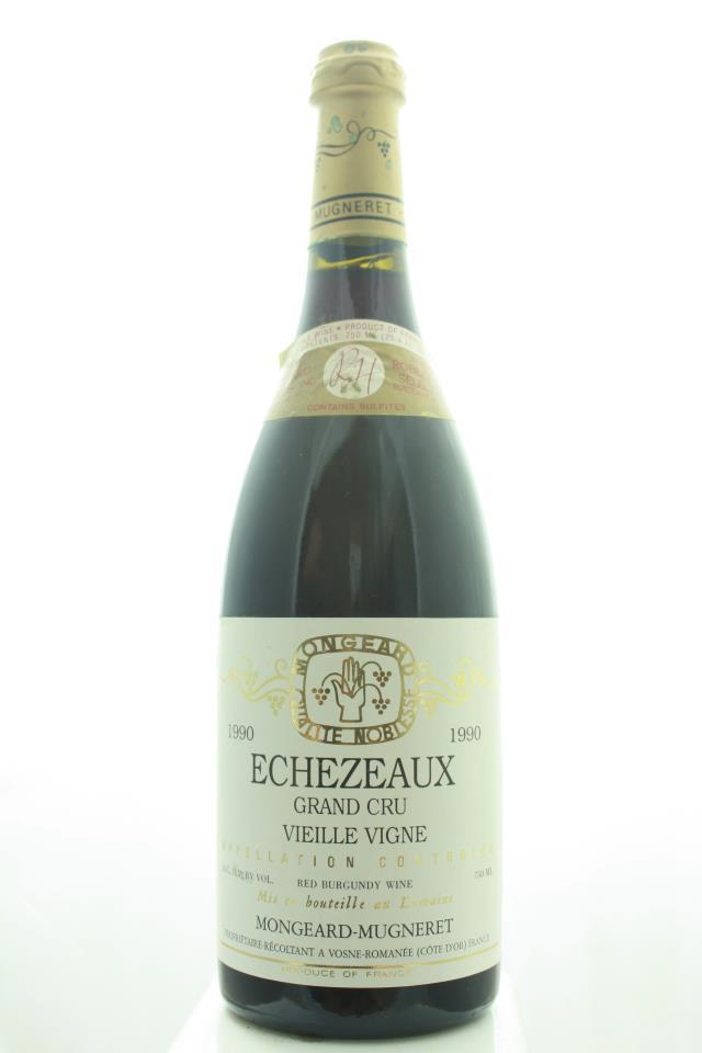 Mongeard-Mugneret Echézeaux Vieilles Vignes 1990