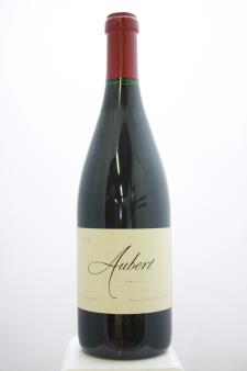 Aubert Vineyards Pinot Noir UV Vineyard 2008