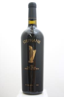 Hestan Vineyards Proprietary Red Stephanie 2012