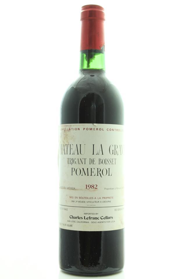 La Grave Trigant de Boisset 1982