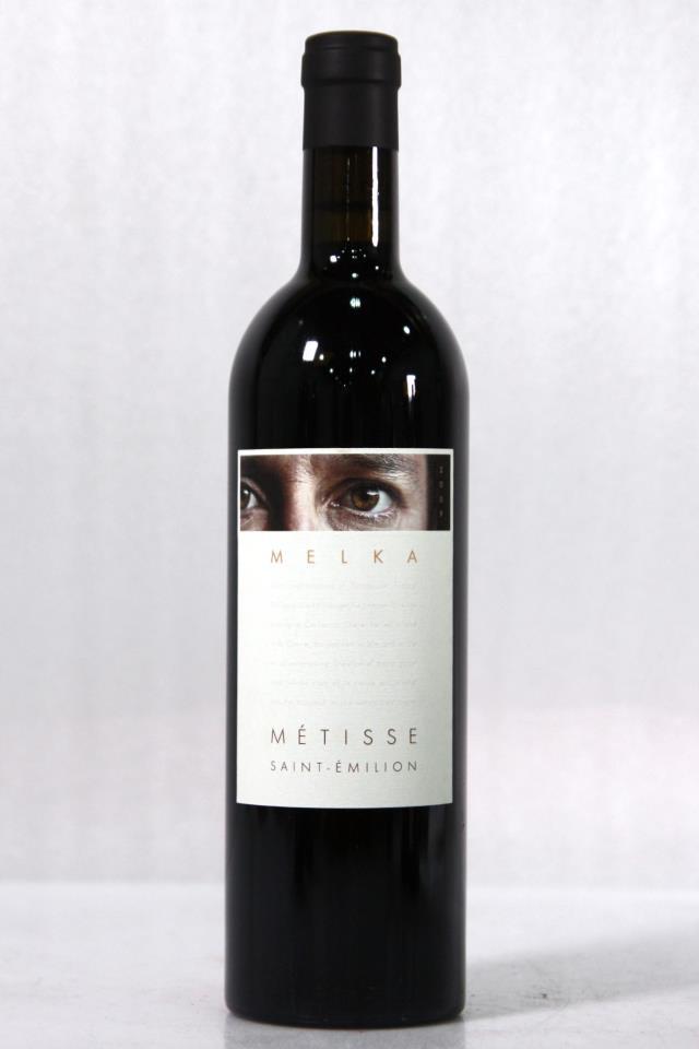 Melka Metisse Le Chatelet Vineyard 2009