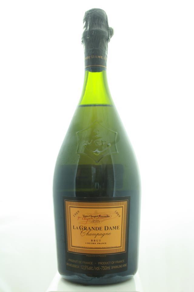Veuve Clicquot La Grande Dame Brut 1989