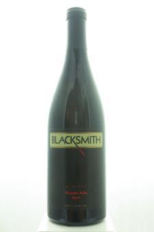 Blacksmith Syrah 2004