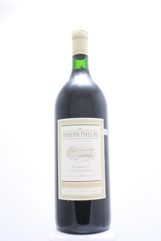Joseph Phelps Cabernet Sauvignon Eisele Vineyard 1991