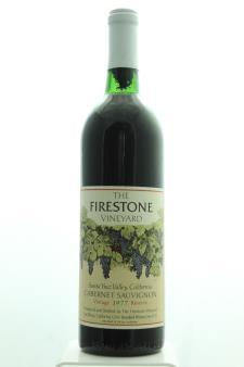 Firestone Cabernet Sauvignon Reserve 1977