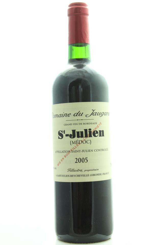 Domaine du Jaugaret 2005