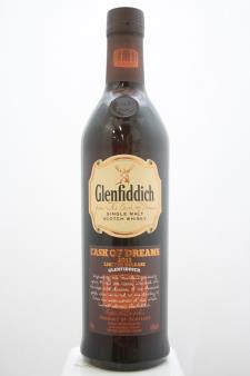GlenFiddich Single Malt Scotch Whisky Cask of Dreams 2011 Limited Edition 2011