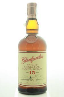 J&G Grant Glenfarclas Single Highland Malt Scotch Whisky 15-Years-Old NV
