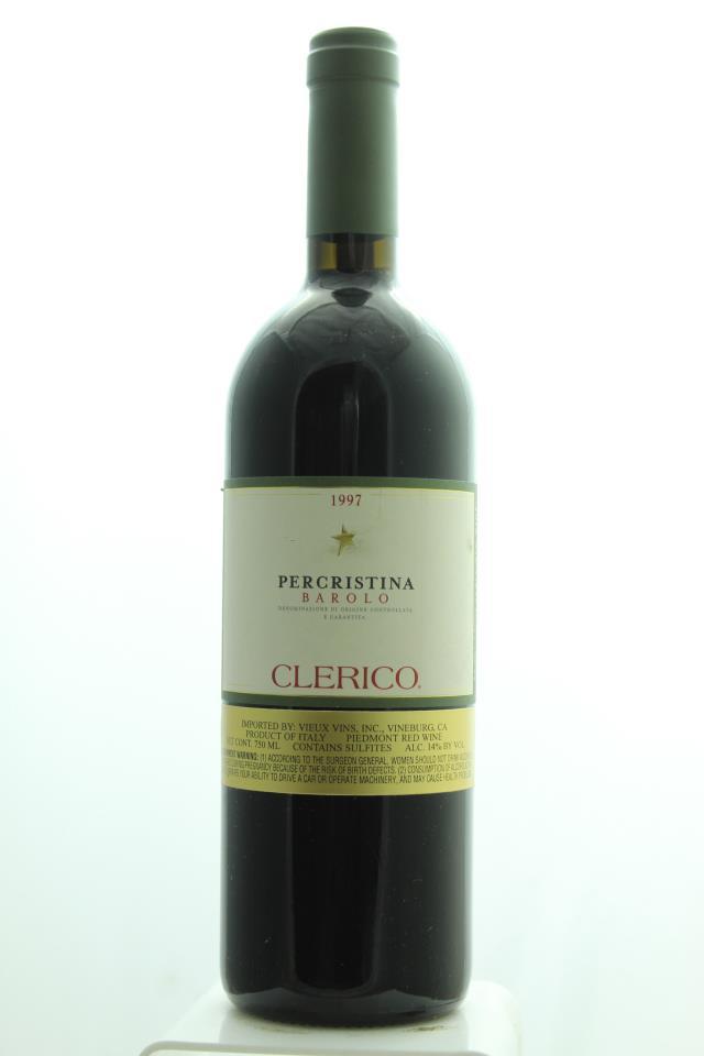 Clerico Barolo PerCristina 1997