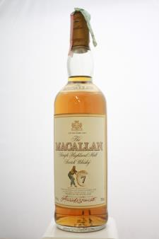 The Macallan Single Highland Scotch Whisky 7-Years-Old NV