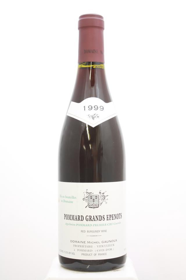 Michel Gaunoux Pommard Grands Epenots 1999