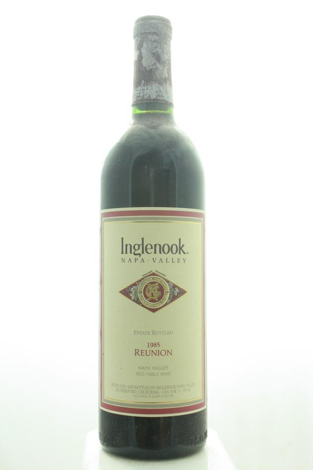 Inglenook Estate Reunion 1985
