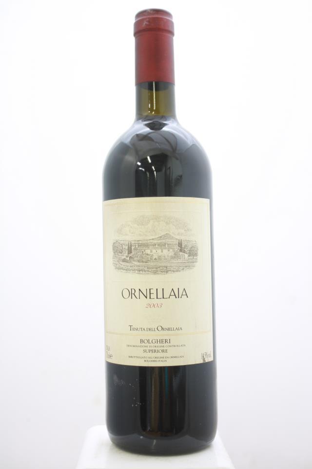 Tenuta dell'Ornellaia Ornellaia 2003