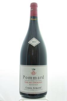 Comte Armand Pommard Clos des Epeneaux 2012