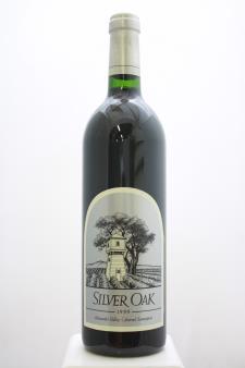 Silver Oak Cabernet Sauvignon Alexander Valley 1999
