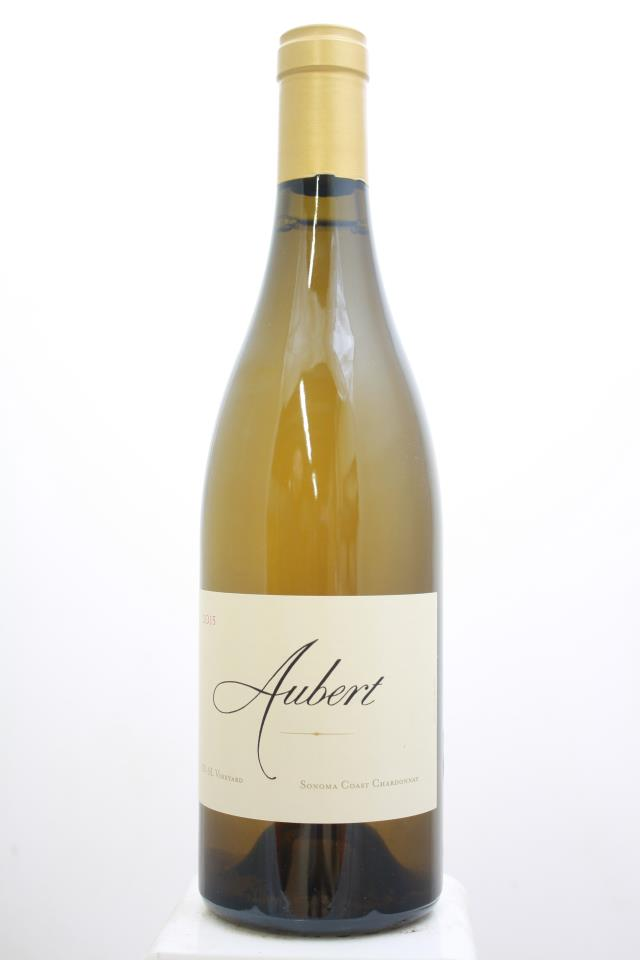 Aubert Chardonnay UV-SL Vineyard 2015