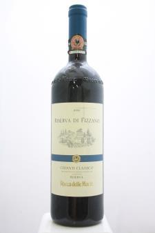 Rocca delle Macìe Chianti Classico Riserva Riserva di Fizzano 1999