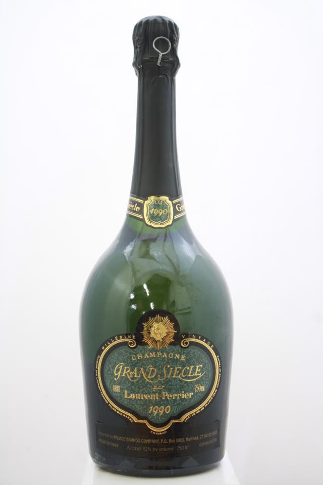 Laurent-Perrier Grand Siècle Brut 1990