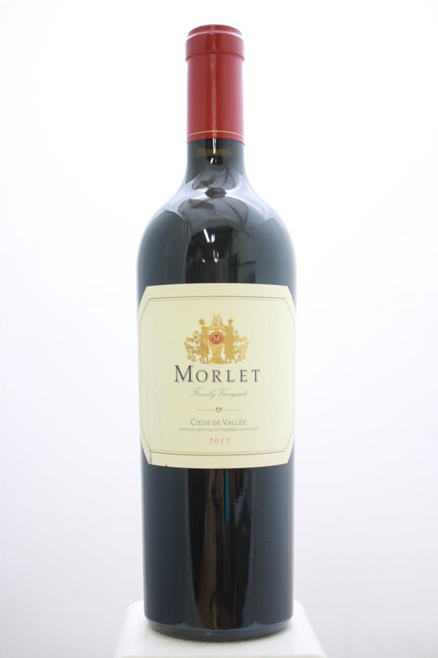 Morlet Family Vineyards Cabernet Sauvignon Cœur de Vallee 2017