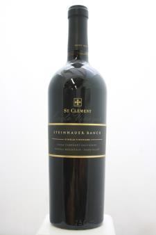St. Clement Cabernet Sauvignon Steinhauer Ranch Single Vineyard 2009