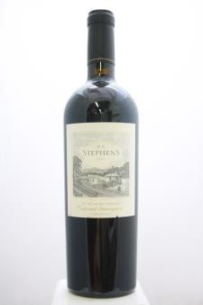 D. R. Stephens Cabernet Sauvignon Moose Valley Vineyard 2004