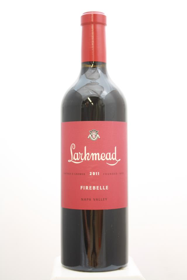Larkmead Proprietary Red Estate Firebelle 2011