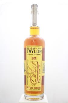 Colonel E.H. Taylor Straight Kentucky Bourbon Whiskey Single Barrel NV