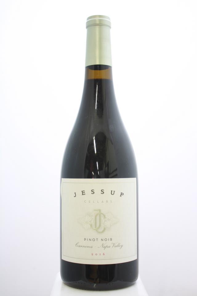 Jessup Cellars Pinot Noir 2016