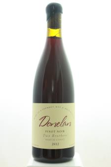 Donelan Pinot Noir Two Brothers 2012