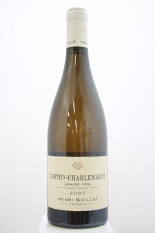 Henri Boillot (Maison) Corton-Charlemagne 2007