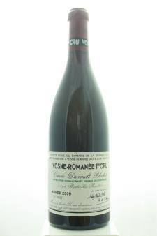 Domaine de la Romanée-Conti Vosne-Romanée 1er Cru Cuvée Duvault-Blochet 2009