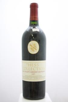 Hess Collection Cabernet Sauvignon Estate 1997