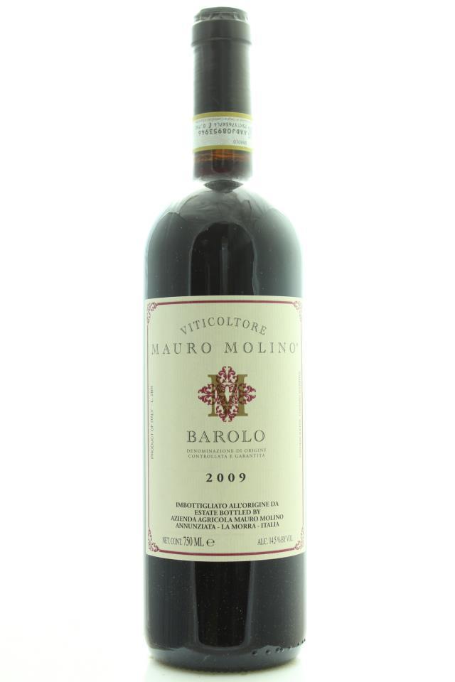 Mauro Molino Barolo 2009