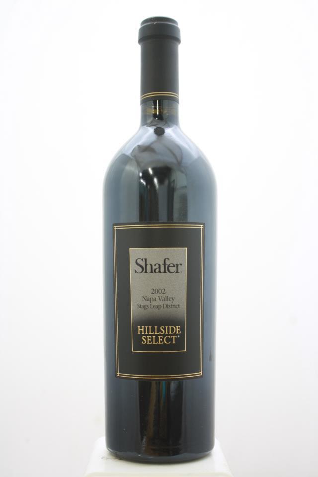 Shafer Cabernet Sauvignon Hillside Select 2002