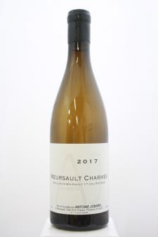 Antoine Jobard Meursault Charmes 2017
