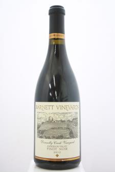 Barnett Vineyards Pinot Noir Donnelly Creek Vineyard 2012