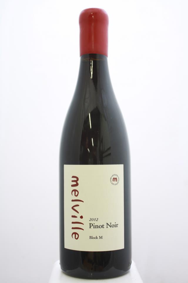 Melville Pinot Noir Block M 2012