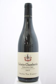 Charles Van Canneyt Griotte-Chambertin 2013