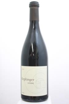 Keplinger Proprietary Red Lithic 2015