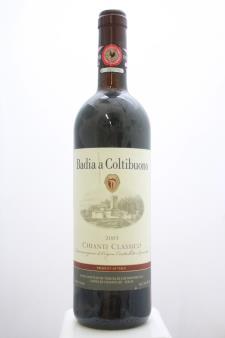 Badia a Coltibuono Chianti Classico 2003